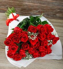 33 adet kırmızı gülün ihtişamı  Türkiye internetten çiçek satışı