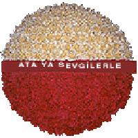 arma anitkabire - mozele için  Türkiye kaliteli taze ve ucuz çiçekler