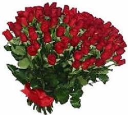 51 adet kirmizi gül buketi  Türkiye çiçek , çiçekçi , çiçekçilik