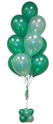 Sevdiklerinize 17 adet uçan balon demeti yollayin.   Türkiye çiçek yolla , çiçek gönder , çiçekçi