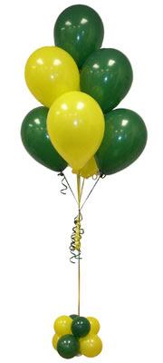 Sevdiklerinize 17 adet uçan balon demeti yollayin.   Türkiye çiçek gönderme sitemiz güvenlidir