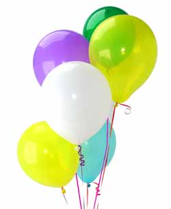 Türkiye çiçek mağazası , çiçekçi adresleri  Sevdiklerinize 17 adet uçan balon demeti yollayin.