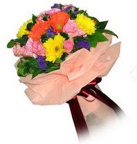 Türkiye çiçek gönderme  Karisik mevsim çiçeklerinden demet