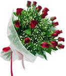 Türkiye çiçek satışı  11 adet kirmizi gül buketi sade ve hos sevenler