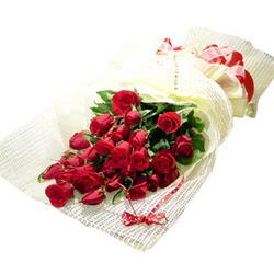 Çiçek gönderme 13 adet kirmizi gül buketi  Türkiye çiçek yolla , çiçek gönder , çiçekçi