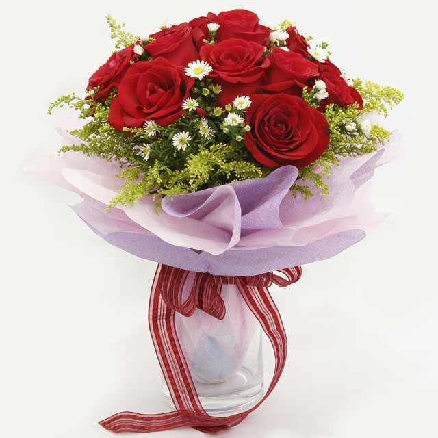 Çiçek gönderme estetikliginiz 11 gül buket  Türkiye çiçek gönderme