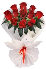 11 adet gül buketi  Türkiye ucuz çiçek gönder  kirmizi gül