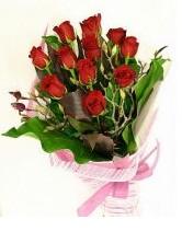 11 adet essiz kalitede kirmizi gül  Türkiye çiçek siparişi vermek