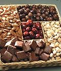 Türkiye anneler günü çiçek yolla Kuru yemis ve çikolata hediyesi
