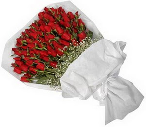 Türkiye çiçek mağazası , çiçekçi adresleri  51 adet kırmızı gül buket çiçeği