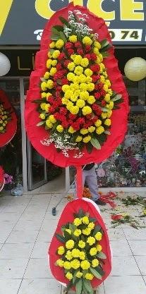 Çift katlı düğün nikah açılış çiçeği  Türkiye çiçek siparişi vermek