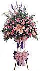 Türkiye anneler günü çiçek yolla   Ferforje Pembe kazablanka