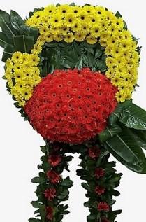 Görsel cenaze çiçeği  Türkiye çiçekçi telefonları