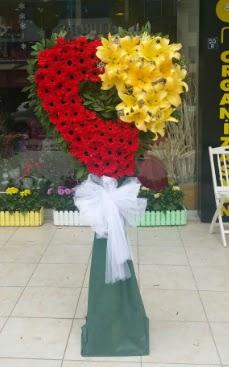 Yasin model ferförje kalp çiçek modeli  Türkiye güvenli kaliteli hızlı çiçek