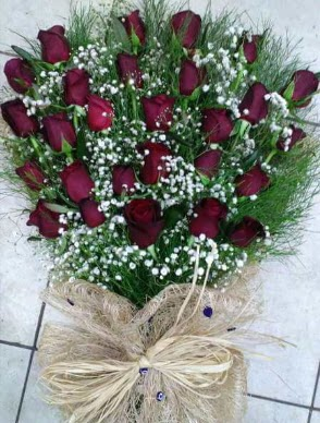 33 Adet gülden kız isteme çiçeği buketi  Türkiye çiçek yolla , çiçek gönder , çiçekçi