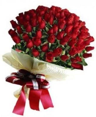 Kız isteme söz nişan çiçeği buketi 41 güllü  Türkiye yurtiçi ve yurtdışı çiçek siparişi
