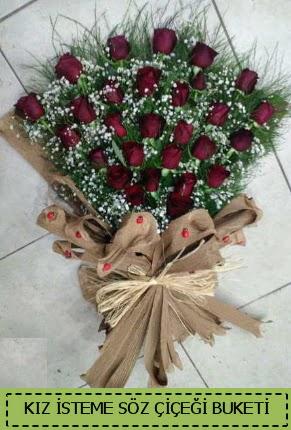 Kız isteme söz nişan çiçek buketi  Türkiye online çiçekçi , çiçek siparişi