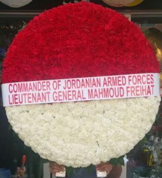 Anıtkabir mozele çiçeği 450 karanfilli  Türkiye yurtiçi ve yurtdışı çiçek siparişi