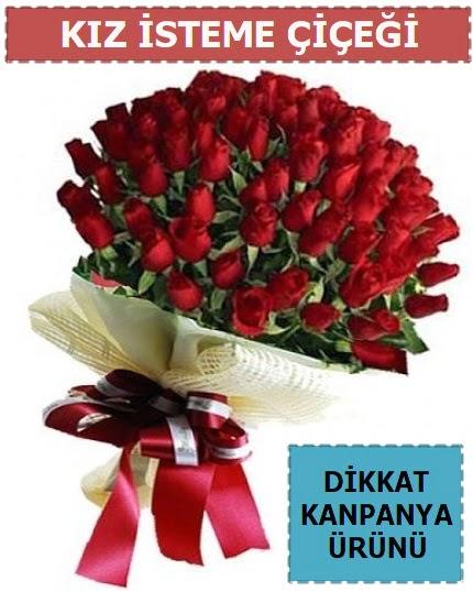 51 Adet gül kız isteme çiçeği buketi  Türkiye çiçek yolla