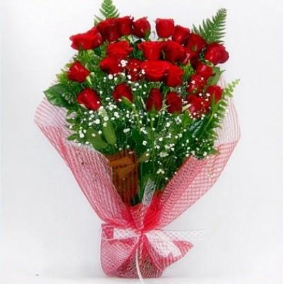 Kız isteme buketi çiçeği sade 29 adet gül  Türkiye online çiçekçi , çiçek siparişi