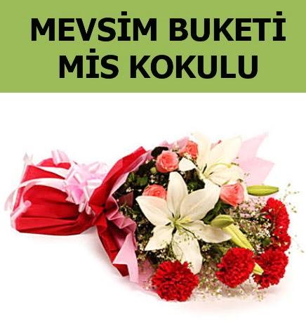 Karışık mevsim buketi mis kokulu bahar  Türkiye çiçek gönderme sitemiz güvenlidir