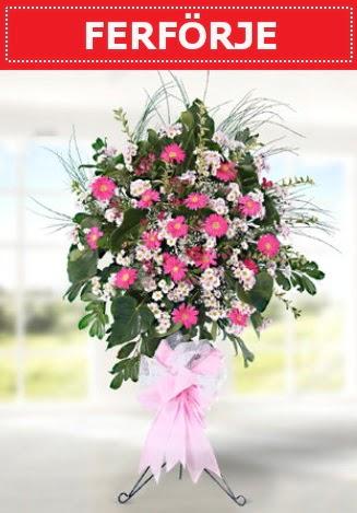 Ferförje düğün nikah açılış çiçeği  Türkiye güvenli kaliteli hızlı çiçek