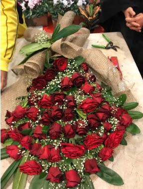 Kız isteme 41 adet gül nişan çiçeği  Türkiye çiçek yolla