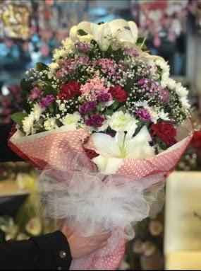 Mevsim kır çiçeği orta boy  Türkiye çiçek gönderme sitemiz güvenlidir